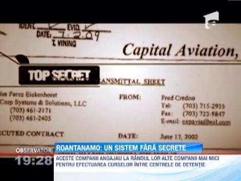 ROANTANAMO: Zborurile CIA din Romania, o afacere de zeci de milioane de dolari, cu ramificatii adanci