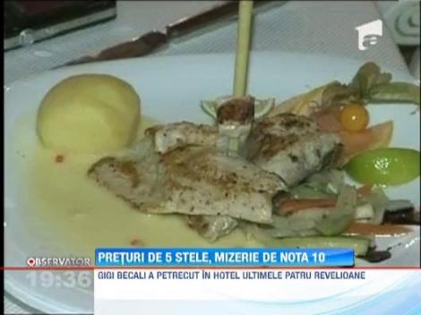 Inspectorii OPC au gasit nereguli foarte grave intr-un hotel de lux din Poiana Brasov