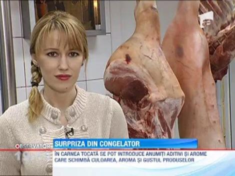 Pericolele din carnea tocata: cum poti deosebi produsele de vita de cele de porc sau cal