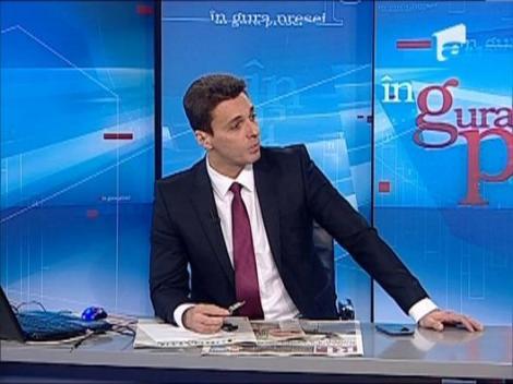 """Mircea Badea: """"Meseria cea mai buna pentru George Cartianu este cea de sortat cartofi"""""""