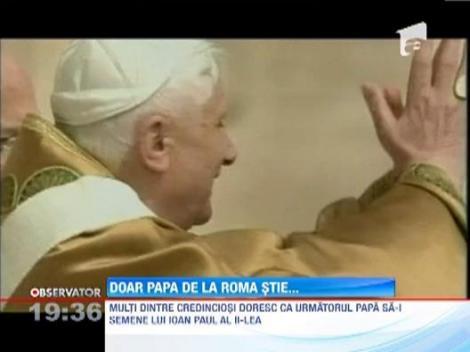 Teoria conspiratiei la Vatican
