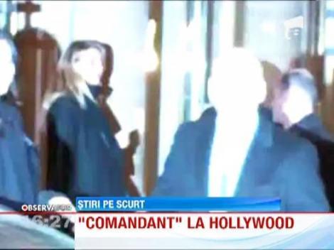 Bruce Willis a primit titlu de comandant al Artelor si Literelor