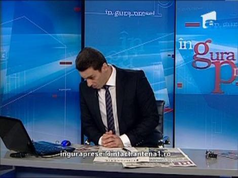 """Mircea Badea, despre cum a fost mediatizata demisia Papei: """"Toti articlierii de presa din Romania au fantasme de scritori"""""""