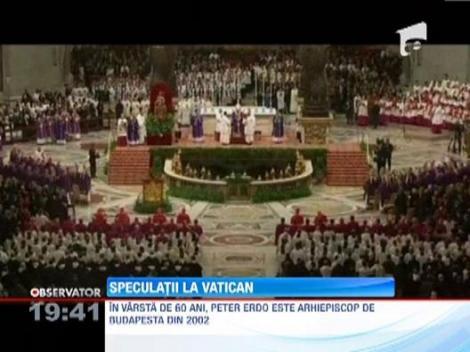 Viitorul Papa ar putea fi din Ungaria