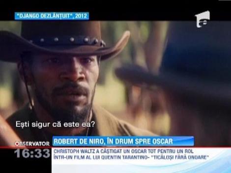 """OSCAR 2013: Robert De Niro, preferatul criticilor la categoria """"Cel mai bun actor""""!"""