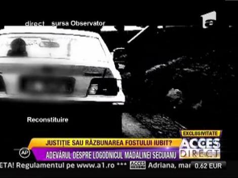 Iubitul Madalinei Secuianu, in arest preventiv: E acuzat ca ar fi furat 22 de kilograme de aur!