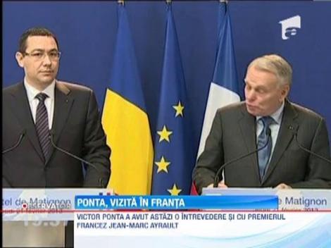 Franta sustine aderarea Romaniei la Schengen