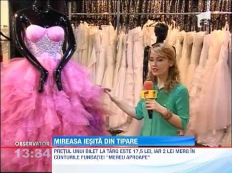 VIDEO: Ce rochii de mireasa se poarta in anul 2013