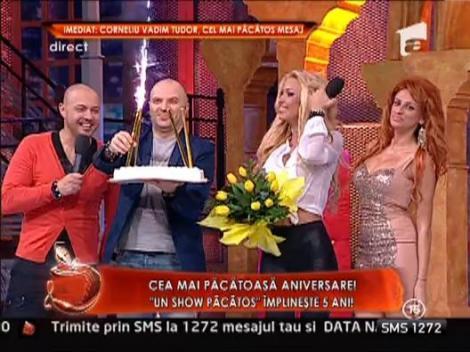 """Aniversare pacatoasa, imagini incendiare: """"Un show pacatos"""" a implinit cinci ani! (FOTO & VIDEO)"""