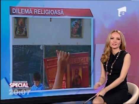 In scoli, religia este facultativa, dar totusi obligatorie