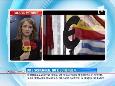Romania cere explicatii tarilor europene care nu ne vor in Schengen