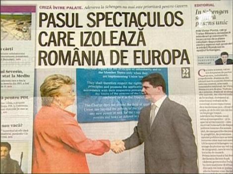 Pasul spectaculos care izoleaza Romania de Europa