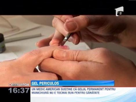 Gelul permanent pentru manichiura poate duce la aparitia cancerului