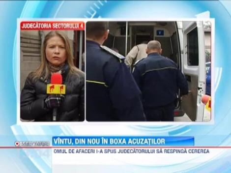 Sorin Ovidiu Vantu a cerut sa ramana in inchisoare!