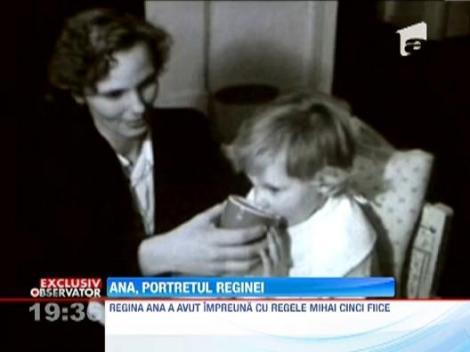 EXCLUSIV! Principesa Margareta a lansat o carte despre viata Reginei Ana a Romaniei