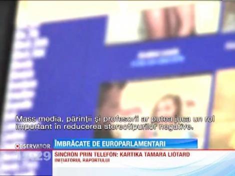 Europarlamentarii vor sa puna bulina pornografiei in media