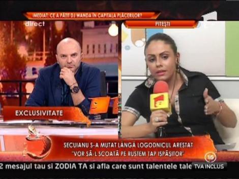 "Madalina Secuianu: ""Vor sa-l scoata pe Rustem tap ispasitor!"""