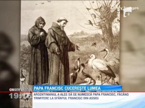Habemus papam! Papa Francisc vine din Argentina si este parinte spiritual pentru miliarde de pamanteni