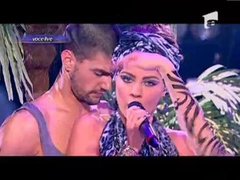 "Ioana Anuta se transforma in Jennifer Lopez - ""I'am into you!"""