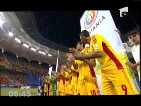 """""""Tricolorii"""" vor sase puncte din deplasarile cu Ungaria si Olanda"""