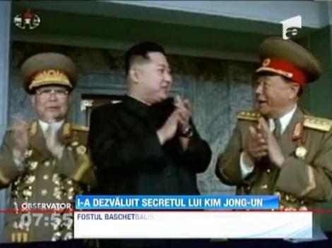 Dennis Rodman sustine ca Kim Jong-Un ar avea doi copii