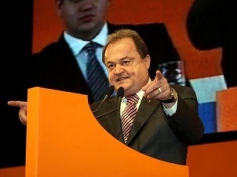 Vasile Blaga ramane presedintele PDL