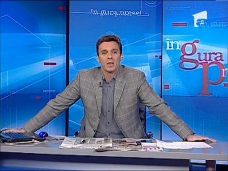 """Mircea Badea: """"Intotdeauna ma situez de partea loserilor. Cu Turcescu, cu Udrea..."""""""