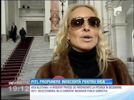 UPDATE / Piturca este dispus sa faca testul de paternitate in procesul intentat de Vica Blochina