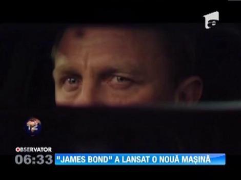 Daniel Craig a participat la lansarea unui nou autoturism de teren