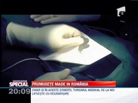 Romania a devenit o destinatie preferata pentru strainii in cautare de operatii ieftine
