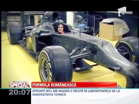 Nemtii apeleaza la romani pentru asamblarea masinilor de Formula 1