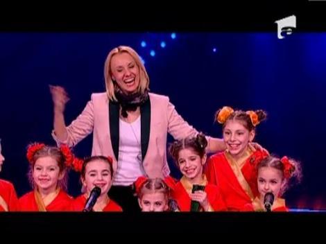 """Cele mai talentate gheise au """"topit"""" juriul de la """"Romania Danseaza"""""""