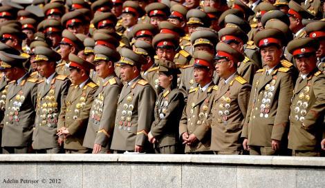 Coreea de Nord  nu mai este sustinut de aliatii traditionali