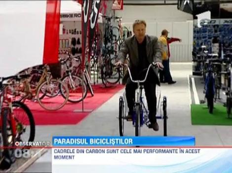 EXPOBIKE   Salonul de biciclete si accesorii, un adevarat paradis pentru iubitorii de ciclism