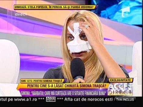"""Simona Trasca, inel de la un barbat misterios: """"Poate in toamna ma marit!"""""""