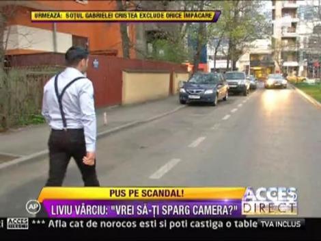 Liviu Varciu, pus pe scandal