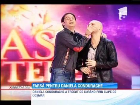 """Plasa de stele"": Daniela Condurache, martor intr-un accident incredibil! A fost fortata sa nu spuna absolut nimic!"