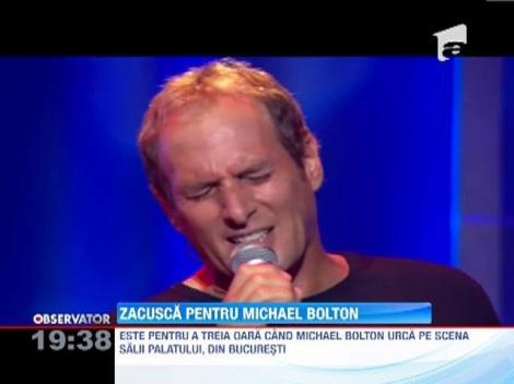 Pretentiile lui Michael Bolton