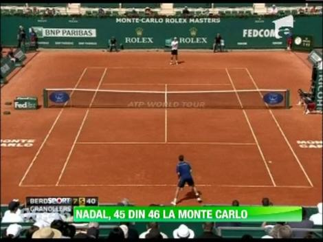 Rafael Nadal, Djokovic, Murray si Berdych, calificati in optimile de finala de la Monte Carlo