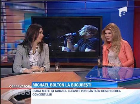Michael Bolton, concert la Bucuresti