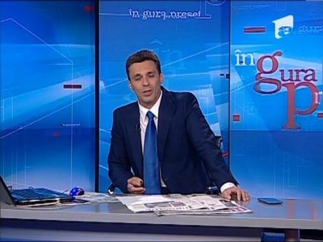 "Mircea Badea: ""Boc a alergat 6 kilometri in 34 de minute. Foarte tare!"""
