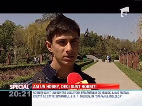 Romanii nu fac diferenta intre hobby si hobbit