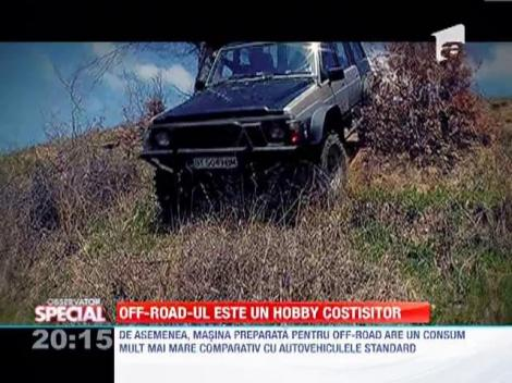 Off-Road-ul, un hobby costisitor