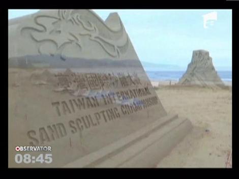 Opere de arta din nisip