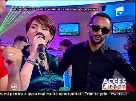 "Alb Negru feat. Adriana Antoni - ""Mi-e sete de tine"""