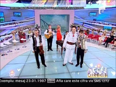 Gelu Voicu si Edi Leanca, duet de senzatie