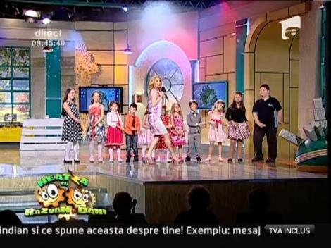 "Alina Sorescu & Atelierul de Muzica si Prezenta Scenica ""Alina Sorescu"" - ""Jocul pana la stele"""