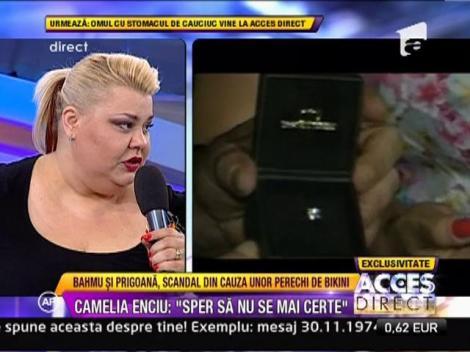 Silviu Prigoana, cadou extrem de valoros pentru Adriana Bahmuteanu