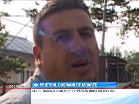 Un tanar din Suceava a sunat la politie si s-a plans ca amicul lui a incercat sa-l omoare