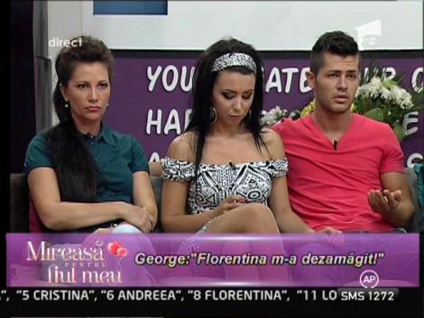 Razvan si Florentina nu mai sunt in relatii stranse cu Lorena si George
